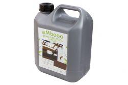 Bambuspflegeöl Spezial für Bambus Terrassendielen, espresso, 2,5 Liter