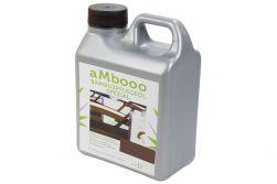 Bambuspflegeöl Spezial für Bambus Terrassendielen, espresso 1,0 Liter