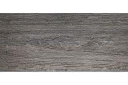 WPC Terrassendiele, coextrudiert, Massivdiele, anthrazit, 23 x 210 mm, Länge 4 m