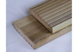 Kiefer KDI Dielen, KD, Standardprofil grob / fein, 28 x 145 mm, 4 m lang, 2. Wahl, Mengen und Längen n. Absprache